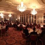 Goldsaal des Hilton