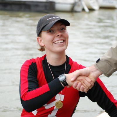 Ruder-Ass Lea-Katlen Kühne gehört zum Top-Team 2018