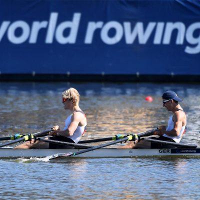 Olympia 2020: Jason Osborne und Moritz Moos trainieren in Mainz