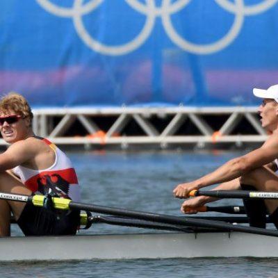 Moritz Moos und Jason Osborne wieder in einem Boot