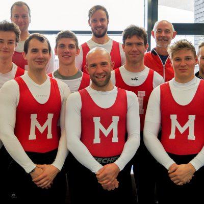 MRV kehrt in die Ruder-Bundesliga zurück