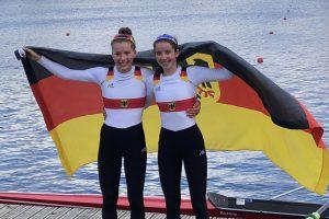 Doppelgold für den MRV beim Baltic Cup